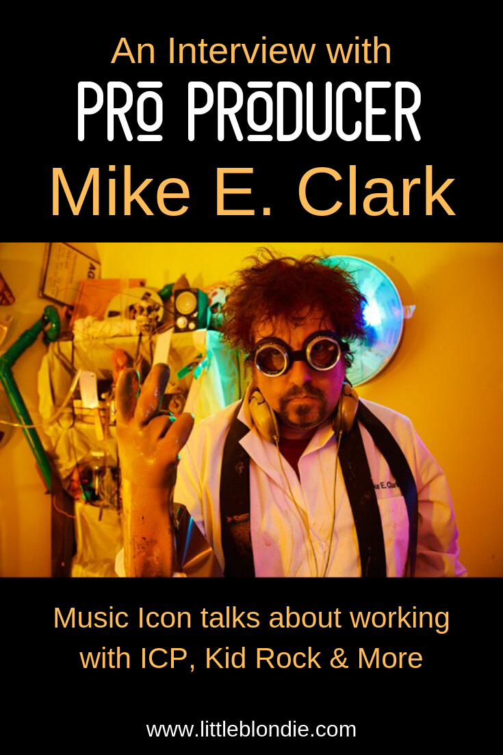 Mike E. Clark talks about his iconic music career in this exclusive interview