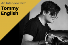 An Interview with Tommy English