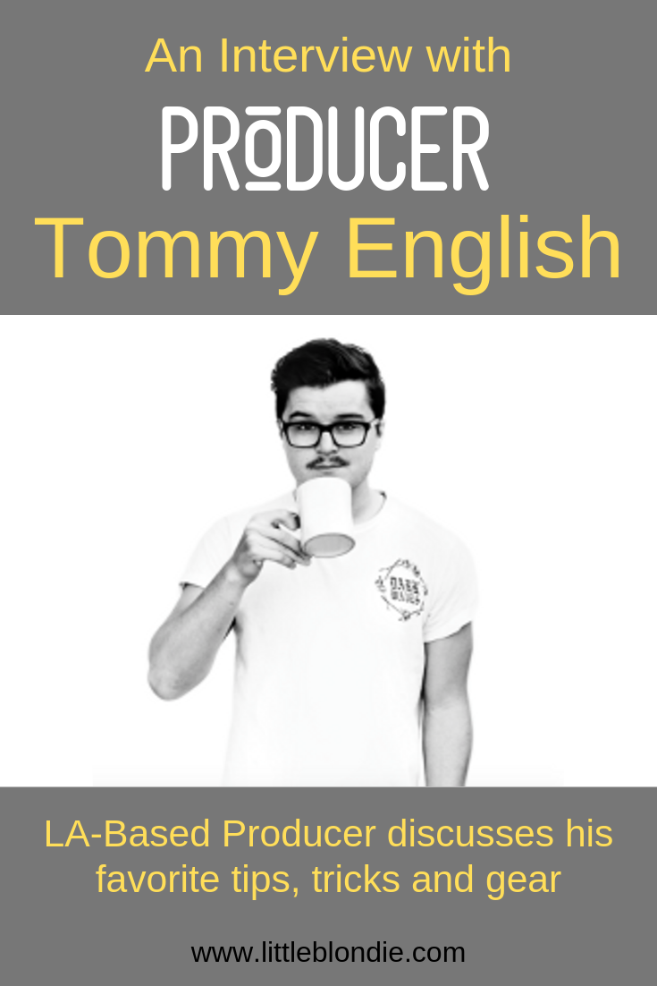 Tommy English discusses his techniques and methods in this exclusive interview