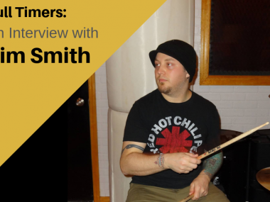 An Interview with Pro Drummer Tim Smith
