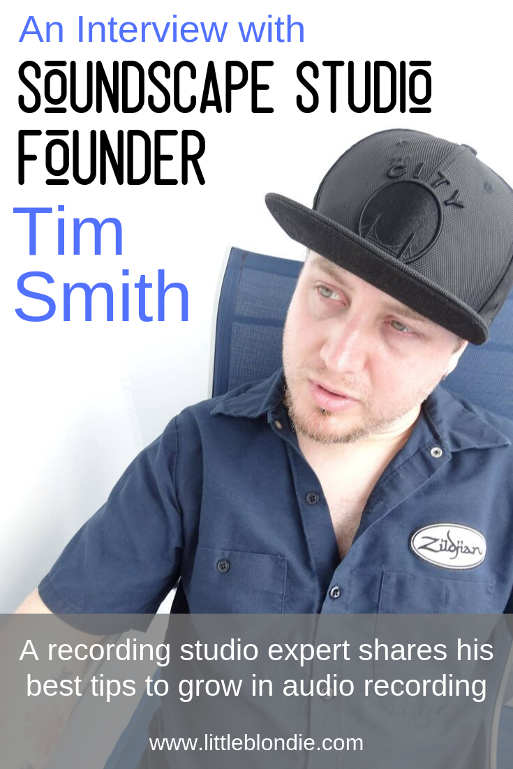 Tim Smith started a recording studio in Detroit and it continues to bring him success. Find out how he does it here!
