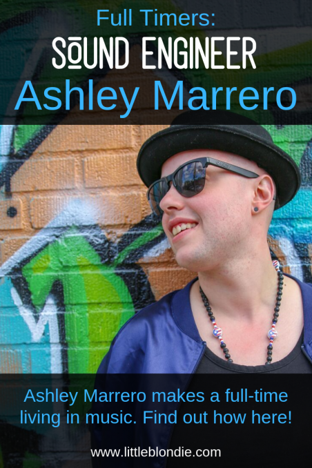 Audio Engineer Ashley Marrero discusses her best tips to succeed in the industry